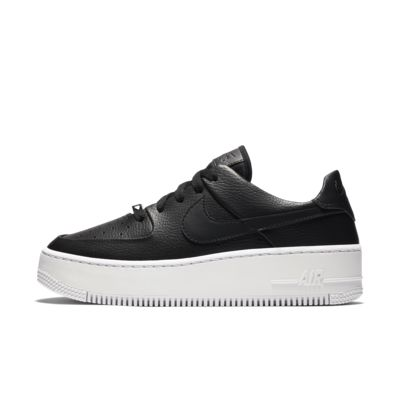 nike air force blancas y negras